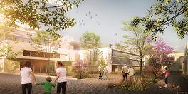 Projet de renouvellement urbain - Rayol Var