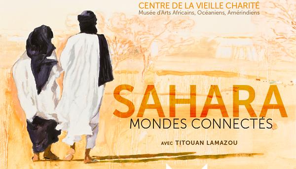 expo vieille charite marseille - sahara
