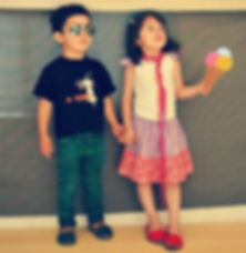 Sandales pour enfants - Avarcas Minoquines