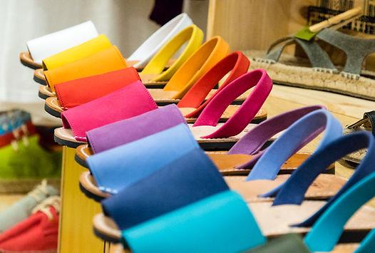 Sandales cuir pour femme - concept store Trois Fenêtres Marseille