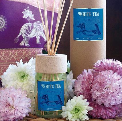 Bouquet parfumée - Batons senteurs thés - Thé blanc - Trois Fenêtres à Marseille