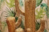 Cactus en paille de plusieurs tailles - qualité artisanale esagnole