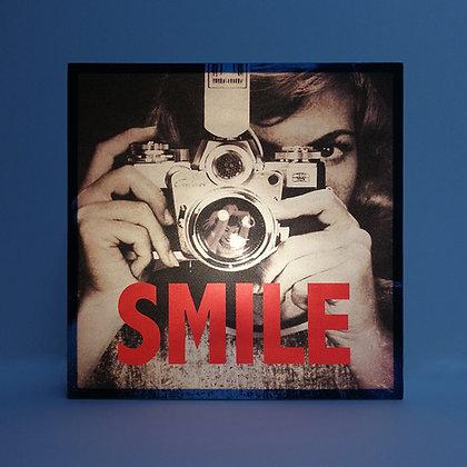 Lampe Smile - Affinche Vingtage Smile Photographie - Marseille