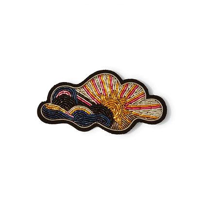 Broche Lever de soleil - Macon & Lesquoy | Trois Fenêtres