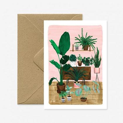 Carte de voeux Living room - Marseille