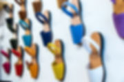 Avarcas minorquines - Sandales en cuir autenthiques des Baléares - livraison gratuite