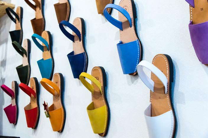Corner sandales pour femme - Trois Fenêtres Marseille