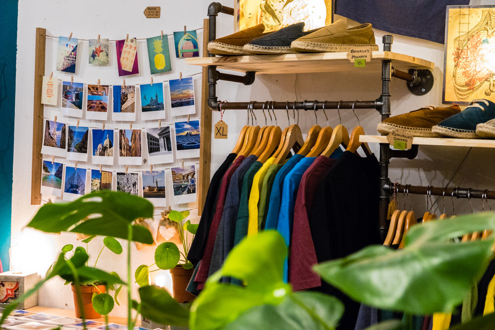Concept store Trois Fenêtres à Marseille
