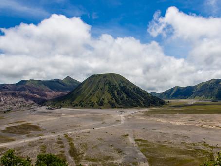Bromo, le Dieu volcan