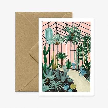 Carte de voeux Conservatory - Marseille