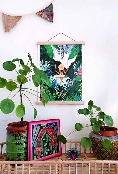 Posters jungle