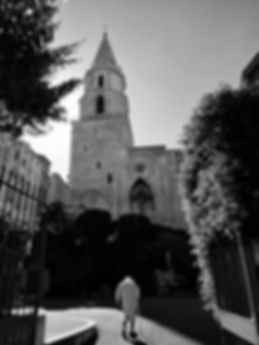 Eglise des Accoules au Panier Marseille