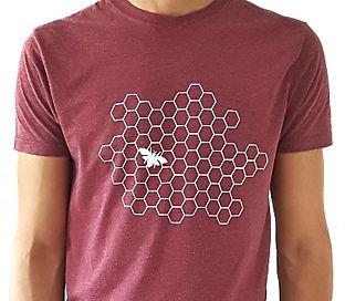 tee shirt abeille