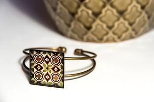 Bracelet Art Déco - Bijoux vintage Marseille