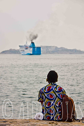 Photographie : Rêve d'ailleurs  - Photo Marseille - Aida Rojas
