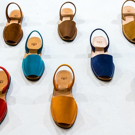 Les sandales en cuir Avarcas minorquines sont de retour