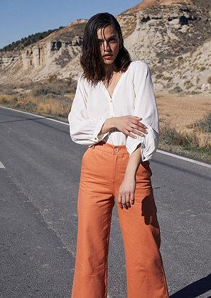 Chemise Castielle Grace et Mila - Chemise ample coton et rayonne - Marseille