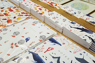 Notebooks illustrés Marseille