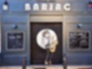 Façade du Bar le Barjac à Marseille - Street art