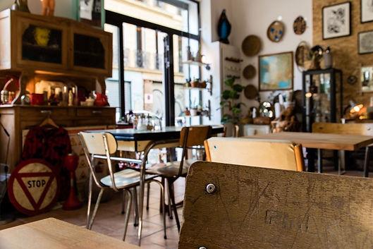 Cantine chez Rita - Restaurant Fait Maison - Le Panier de Marseille