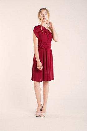 Robe convertible - Infinity dress - Rouge - Marseille et livraison gratuite