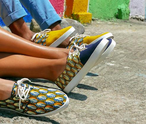 Bouaké Panafrica - Chaussures homme ethniques et éthiques - Marseille