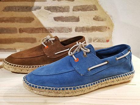Chaussures Bateau Homme