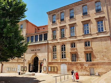 Hotel de Ville Pavillon Daviel au Panier Marseille