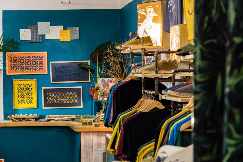 Trois Fenêtres - Boutique de créations - Concept Store Marseille