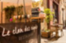 Restaurant - Le Clan des Cigales - Le Pa
