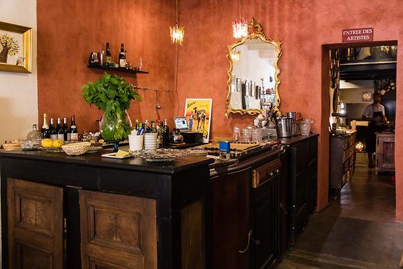 Sortir à Marseille - Restaurant Ahwash Le Panier - Spécialités poissons et orientales
