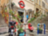 UndArtGround - Shopping au Panier - Conc
