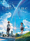 Cine plein air marseille - your name - la joliette