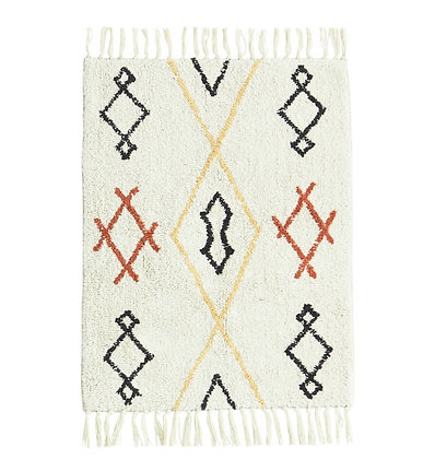 Tapis berbère de sol ou tapis de baim - Madam Stoltz