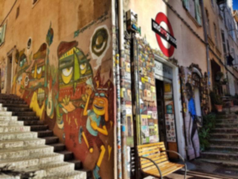 Apéro Flash Tatoo - L'Encre Noire - Le Panier de Marseille - Fête de la Musique