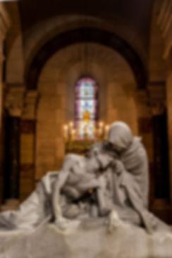 Le Christ - Cathédrale de la Major - Marseille