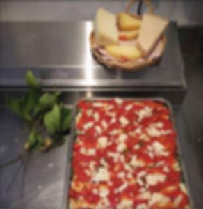 Lasagnes Mamma Cucina - Restaurant au Panier