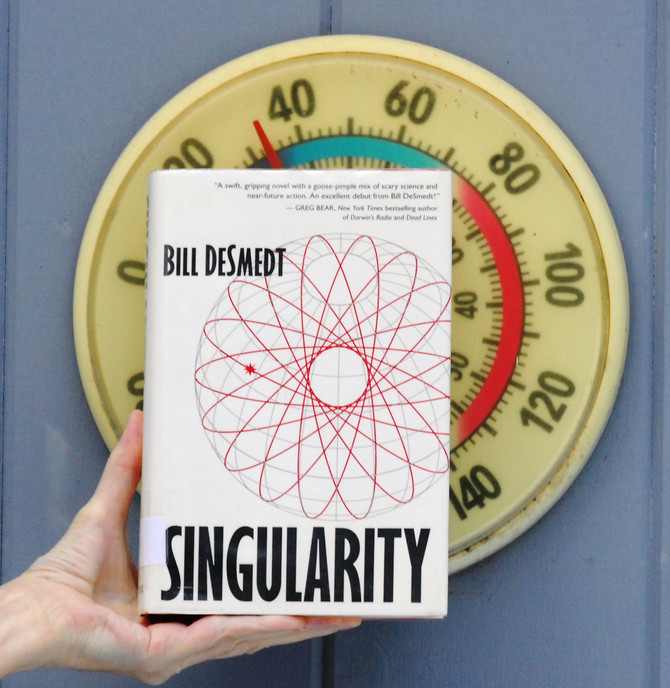 SINGULARITY @ 490+ pages in 31 days!