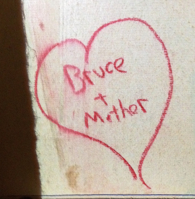 Bruce + Mither