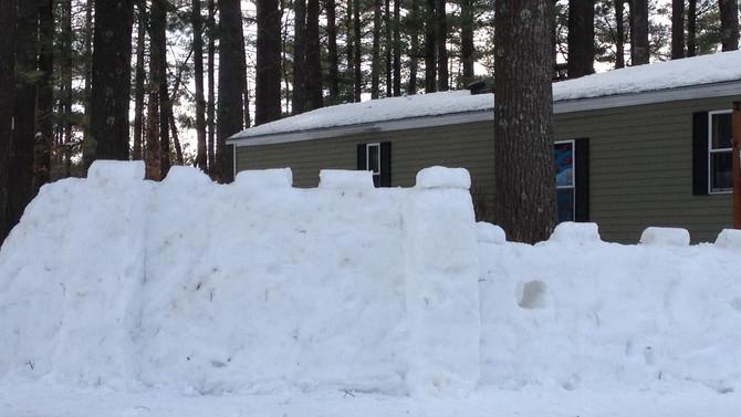 My Neighbor Builds a Wall