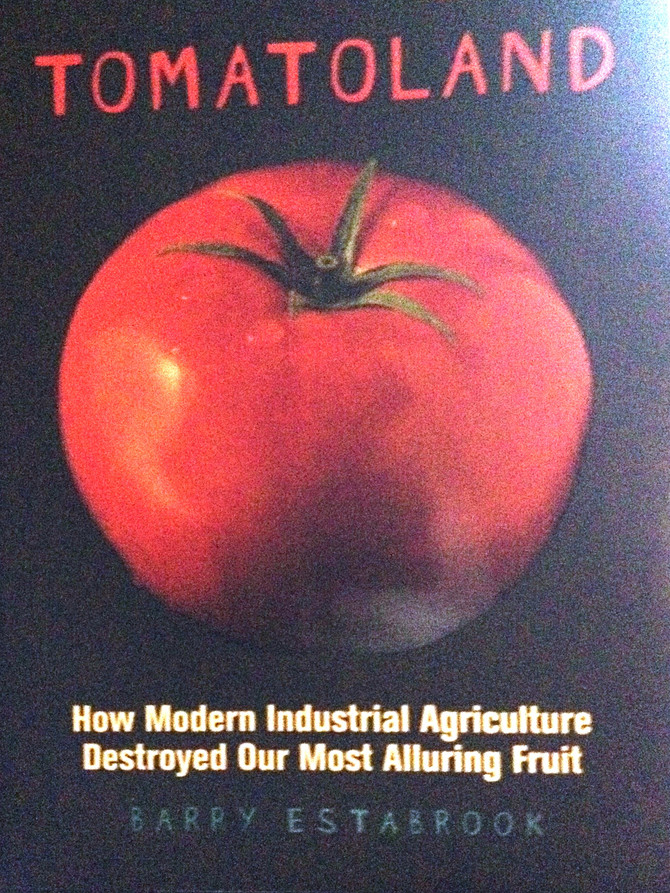 Book Review of TOMATOLAND