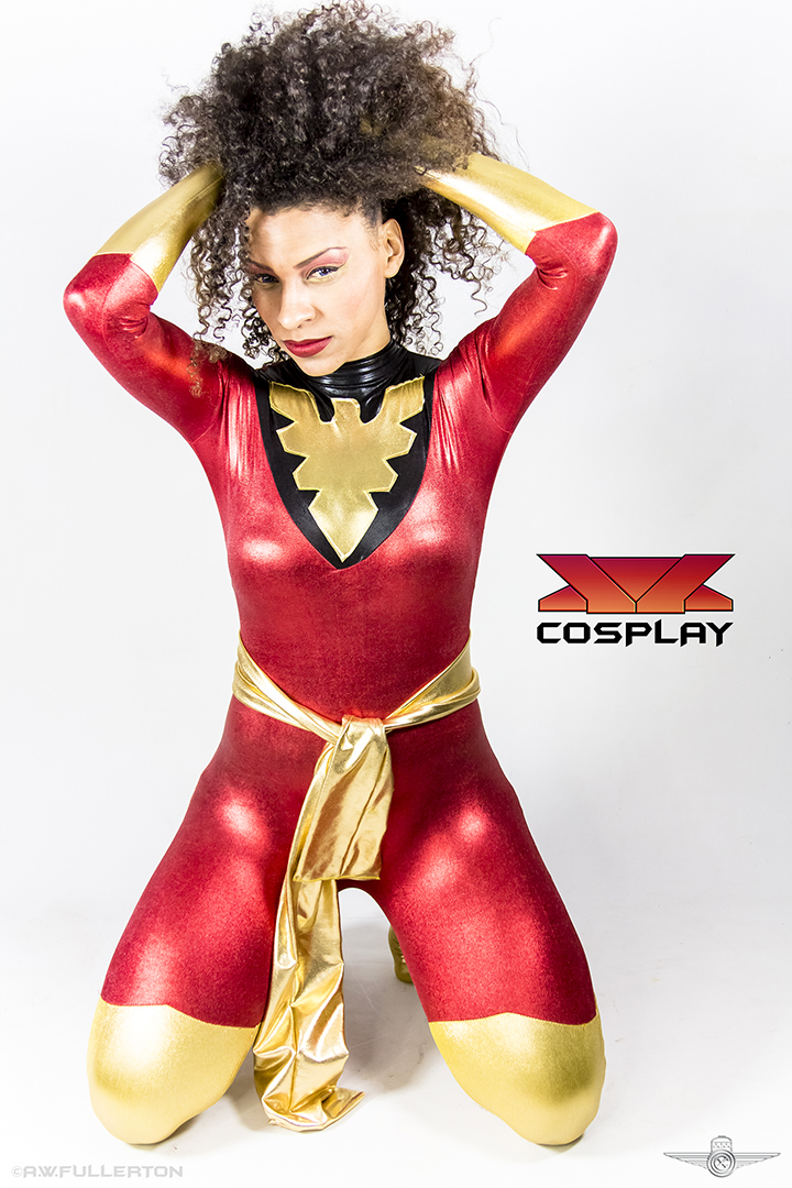 Cosplayer Natalie Higgins