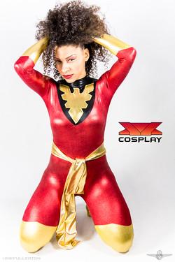 Cosplayer Natalie Higgins