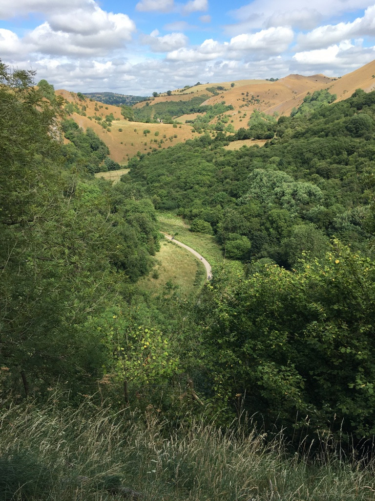 Manifold Valley Cycling trail picture