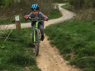 Half Term Cycling days
