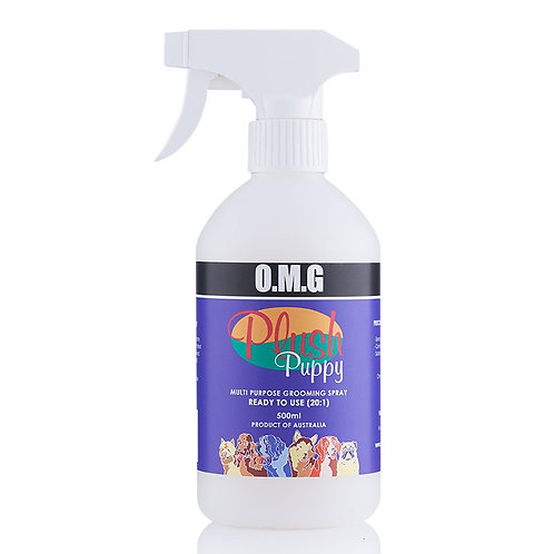 OMG Ready To Use Grooming Spray 500ml