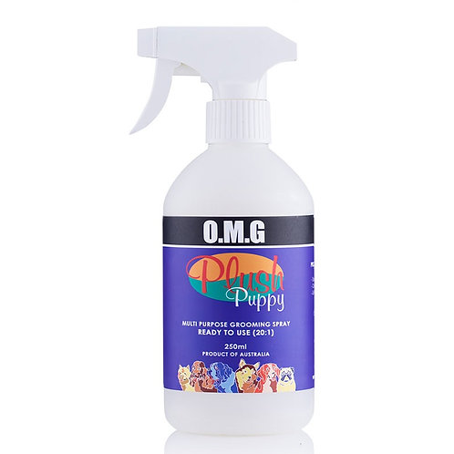 OMG Ready To Use Grooming Spray 250ml