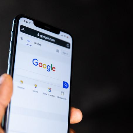 Die Welt ist eine Google!