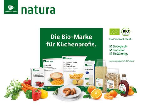 Die erste internationale Bio-Marke für den Außer-Haus-Markt