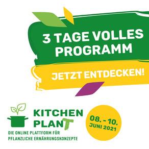 Kitchen Plan(t) Veranstaltung vom 08. - 10. Juni 2021